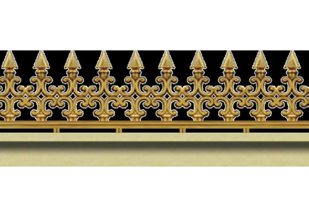 Chông rào hợp kim nhôm